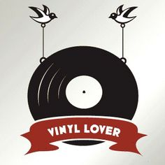 Here at Dragon Studios we are of course vinyl lovers...and always will be