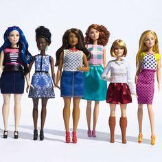 We've got the skinny on Barbie's makeover