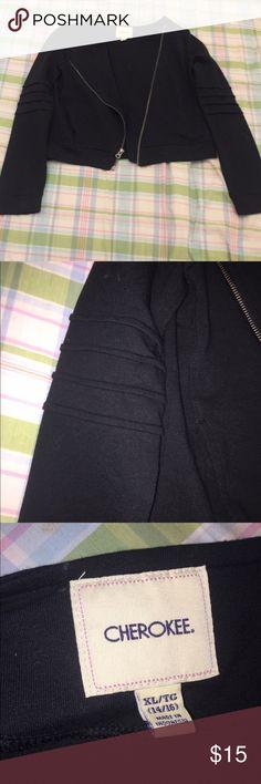 Black Cherokee Girls Blazer Black girls blazer. Never worn, great condition Cherokee Jackets & Coats Blazers