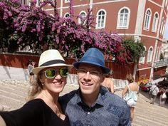 Como muitos aqui já sabem, moro em Portugal e sai do país já vai fazer 4 anos. Essa não é a minha primeira vez morando fora, morei em Portugal entre 2009 e 2010, mas naquela altura eu vim sozinha. Hoje moro aqui com meu marido, e foi uma decisão que pra mim considero que foi fácil. Panama Hat, Beautiful, Romance, Instagram, First Time, Walking, 4 Years, Husband, Places To Visit