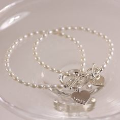 Freshwater Pearl Bridesmaid Bracelet