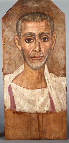 Ritratto funebre 27 - El Fayum