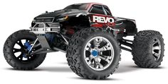 Traxxas Revo 3.3 Nitro R/C Truck... yea, i still like to play with remote control trucks!