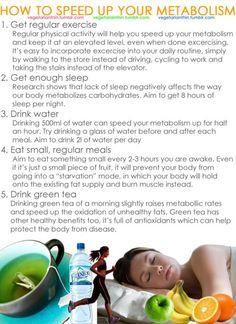 Meilleurs conseils pour perdre du poids : accélérer ce métabolisme … vrooooom! - #Conseils