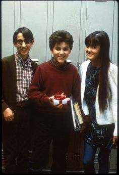 1. Best 80s TV show --The Wonder Years.  late 80s, but we all get by with a little help from our friends :)  #KickinItAppleCheeks