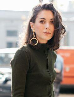 Style Inspo SS17: Statement Earrings [www.whatkumquat.com]