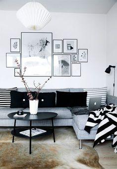 Living room inspiration. #interiors