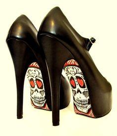 Zapatos de tacon personalizados