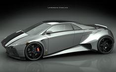 Beautiful Concept Lamborghini Suv From Embolado Wallpaper