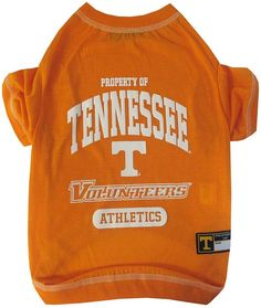 Tennessee Vols Dog Tee Shirt