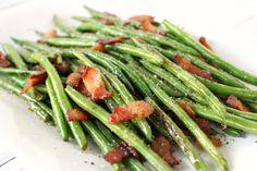 Green Beans, Three Ways Three easy ways to prepare fresh green beans.