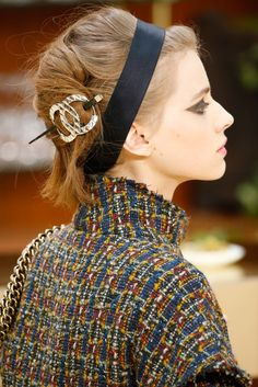 A detailed look at Chanel Fall 2015