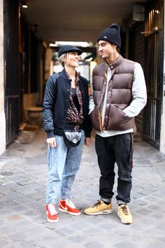 Mens Paris Street Style | Men's Look | ASOS Fashion Finder