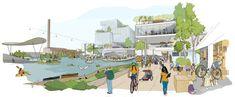 グーグル関連企業、トロントのウォーターフロント地区開発へ--カナダ本社も移転 - CNET Japan