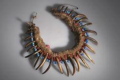 Ожерелье, Гровантры, 1903 год. Форт Белкнап. Кларк Висслер.