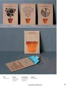 Design/Portfolio: Self promotion at its best: takeaway idea
