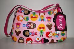 Celeste door Fenna - blog Sewing Fenna (patroon uit 'Mijn tas')