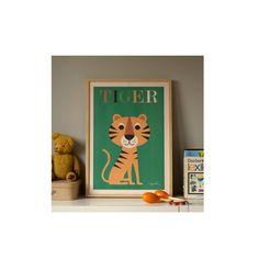 Tiger Poster (50x70cm)