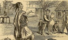 """Here's The Crazy Story About Thanksgiving You've Never Heard - Nov 2015 - Especially the parts about Squanto the """"friendly Indian. Thanksgiving History, Thanksgiving Stories, First Thanksgiving, Pilgrims Thanksgiving, Thanksgiving Crafts, Interesting News Articles, Interesting History, Native American History, Native American Indians"""