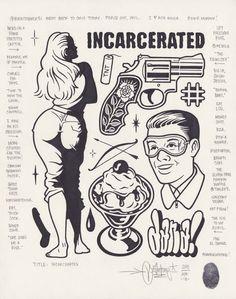 """Incarcerated"", 2015."