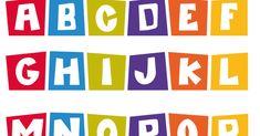 Alphabet printable Pocoyo-Images and pictures to print Farm Birthday, Birthday Ideas, Print Pictures, First Birthdays, Free Printables, 3 D, Alphabet, Crafts, Toy Story