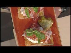 Pizza senza lievito - La Prova del Cuoco 15/03/2016 - YouTube
