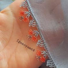 Needle lace writing models Source by igneoyasii Lace Patterns, Baby Knitting Patterns, Crochet Patterns, Diy Crafts Hacks, Diy And Crafts, Tatting, Saree Kuchu Designs, Needle Lace, Hand Embroidery Designs
