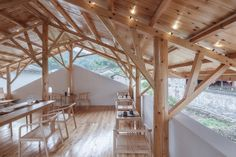 Gallery of Qimen Black Tea House / SU Architects - 1