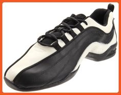 Sansha Women's Turist Fashion Sneaker,Black/White,14 Sansha (12 M US Women's/9 M US Men's) - Athletic shoes for women (*Amazon Partner-Link)