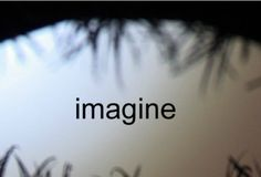 Imagine, another film by Alfie Barker, will be shown at Life Fest!   http://alfiebarker.com/projects/imagine/