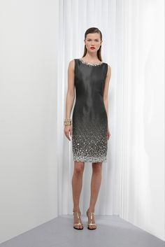 St. John Resort 2014 Fashion Show - Kasia Struss