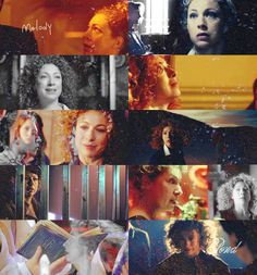 Melody Pond / River Song