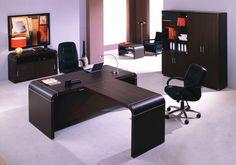 Home Commander Italian Modern Office Desk