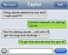 Jacob is in so much trouble!