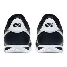 buy online f96ab b4e09 Nike Men s Cortez Shoes - Black White