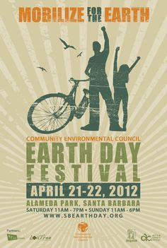 2012 Earth Day Poster