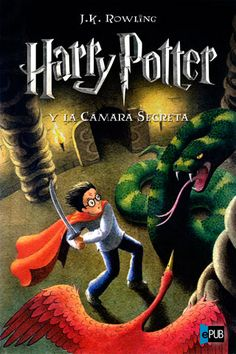 Harry Potter y la Cámara Secreta - J.K. Rowling