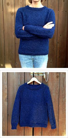 If I were a sweater, this is the sweater I wouldbe // free knitting pattern