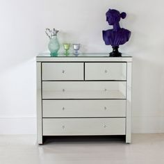 Large Mirrored Chest of Drawers (Chests of drawer) | photo 6