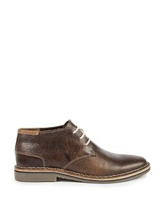 Textured Leather Shoes