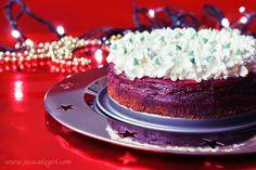 Just cake the Cupcake: Dolcela u mojoj kuhinji: Božićni cheesecake - Red ...(20cm )