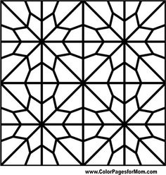 Image result for simple mosaic patterns jewelry Pinterest