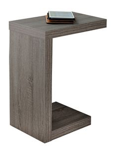 Reclaimed-Look Hollow-Core Accent Table from Need it Now? Quick Ship Furniture & Accents on Gilt