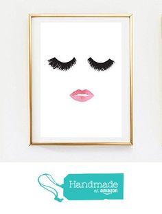 Makeup Print, Wall Decor, Home Decor, Wall Art, Minimalist Poster, Fashion Print, Glamour, Beauty Print, Makeup Poster, Wall Art Print. from Lovely Decor https://www.amazon.com/dp/B01CEP2K7O/ref=hnd_sw_r_pi_dp_khO5ybVFN97GH #handmadeatamazon