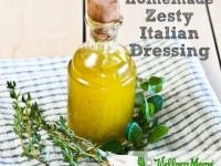 Homemade Zesty Italian Dressing 365x274 Zesty Italian Dressing Recipe