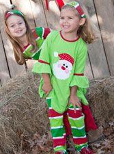 Santa Claus outfit