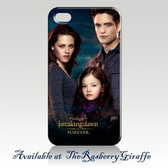 BREAKING DAWN II FOREVER Bella Edward Vampire iphone Case 4 4s 4G Twilight New Moon Eclipse