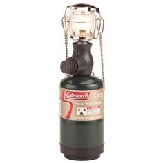 Coleman has a variety of lanterns for camping. The Coleman® Compact PerfectFlow™ Propane Lantern has an impressive runtime with one tank of fuel. Gas Lanterns, Camping Lanterns, Camping Lights, Coleman Propane, Compact, Coleman Lantern, Ammo Cans, Boat Safety, Lanterns