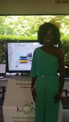 Jennifer McGill,  Founder and CEO of Konadu Body Care by Nature reveales her new all natural product store at www.konadubodycare.com today in Brentwood,  TN. #KonaduBodyCareLaunch