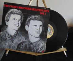 The Everly Brothers Lp Greatest Hits Vol. 1 Near Mint #1970sRockandRoll